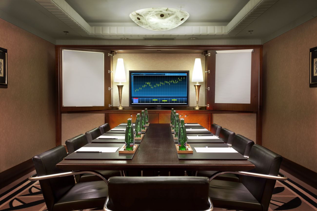 Boardroom | Alcron Hotel Prague