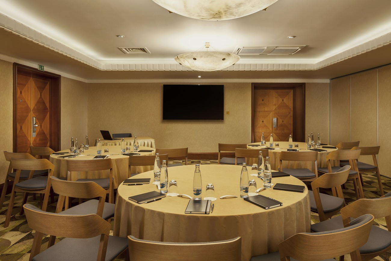 Breakout room | Alcron Hotel Prague
