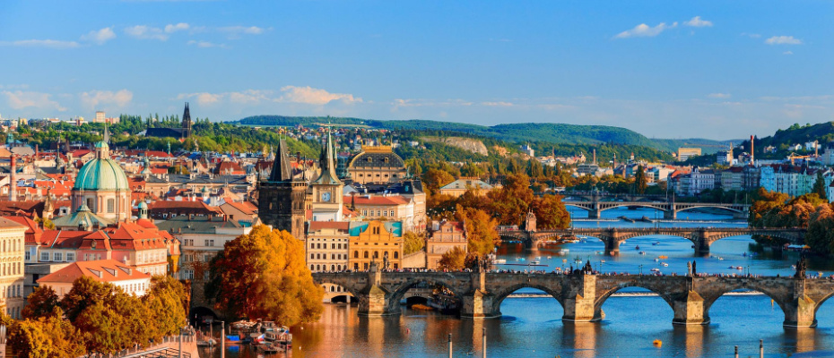 Prague Orientation Tour