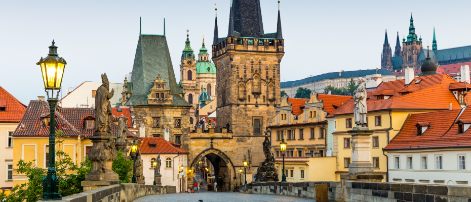 Let Us Take You through Thousand Years of Prague Architectural History