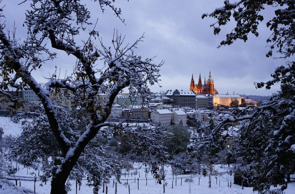 Why to visit Prague in January?