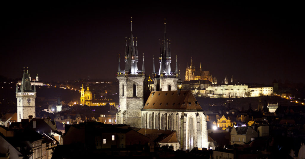 Why to visit Prague in February